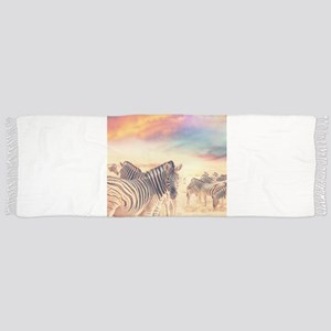 Beautiful Zebras Scarf