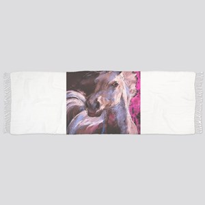 Horse Painting Scarf