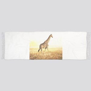 Giraffe Tassel Scarf