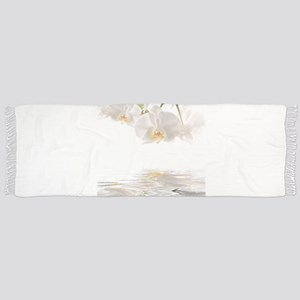 Orchids Reflection Scarf