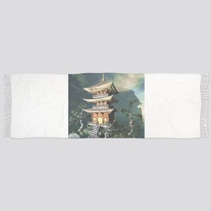 Asian Temple Scarf