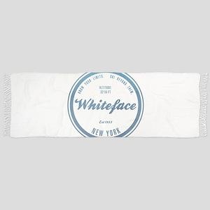 Whiteface Ski Resort New York Scarf