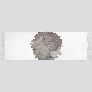 Capybara Scarf