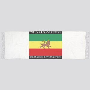 Roots-Music-Flag-Ethiopia Scarf