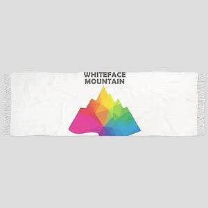 Whiteface Mountain - Wilmington - N Tassel Scarf
