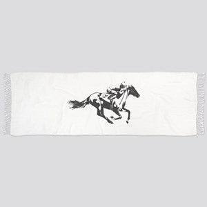 Horse Race Jockey Scarf