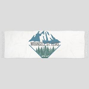 Wrangell St. Elias - Alaska Tassel Scarf