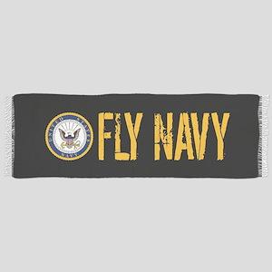 U.S. Navy: Fly Navy (Black) Scarf