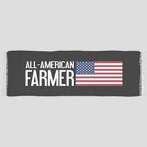 Farmer: All-American (Black) Scarf