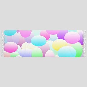 Bubble Eggs Light Scarf