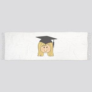 YOUNG WOMAN GRADUATE Scarf