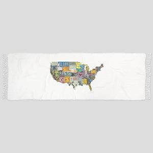 america license Scarf