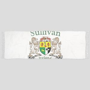 Sullivan Irish Coat of Arms Tassel Scarf