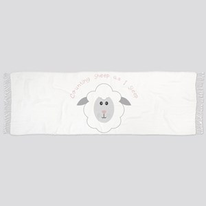 Counting Sheep Scarf