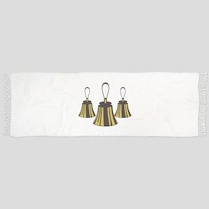 Three Handbells Scarf
