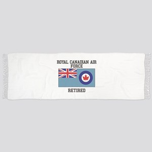 Royal Canadian Air Force Retired Scarf