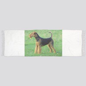airedale terrier full Scarf