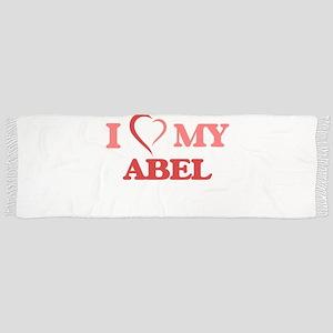 I love my Abel Tassel Scarf