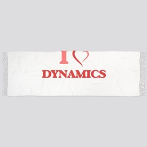 I love Dynamics Tassel Scarf