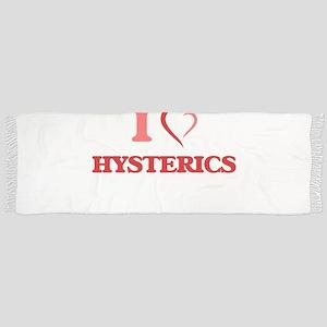 I love Hysterics Tassel Scarf