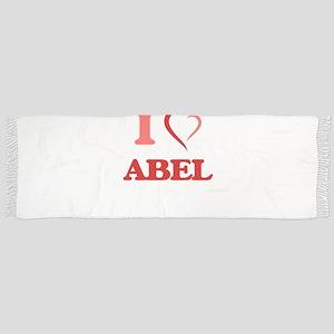 I Love Abel Tassel Scarf