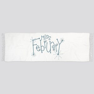 Miss February Scarf
