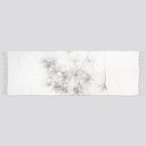 Ethereal Magnolia Blossoms Scarf