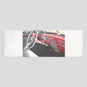Classic car dashboard Tassel Scarf