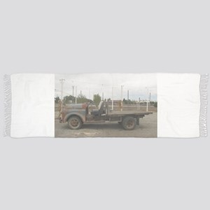 very old truck Scarf