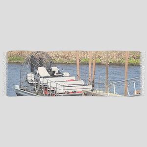 Florida swamp airboat Scarf