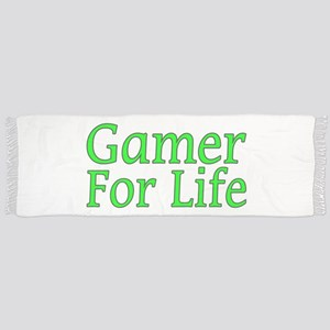 Gamer For Life Scarf