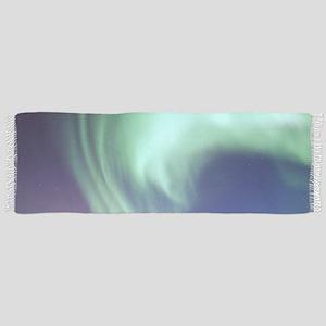 Northern Lights of Alaska Photograph Scarf