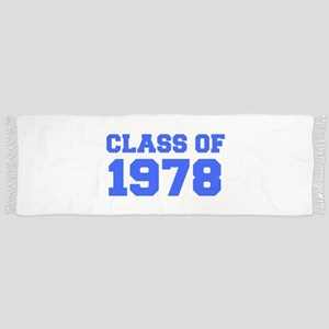 CLASS OF 1978-Fre blue 300 Scarf