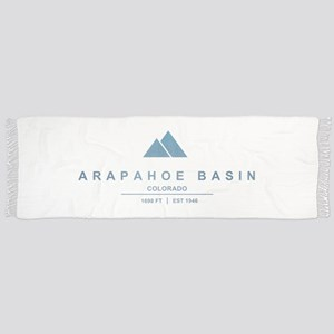 Arapahoe Basin Ski Resort Colorado Scarf