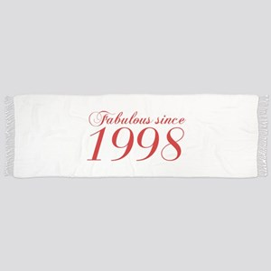 Fabulous since 1998-Cho Bod red2 300 Scarf