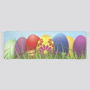 easter eggs Scarf