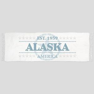 Alaska Tassel Scarf