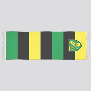 Norwich City Football Club Tassel Scarf