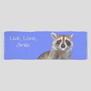 Live, Love, Smile Scarf