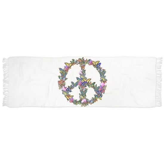 Butterflies Peace Sign