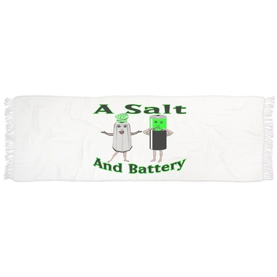 A Salt And Battery