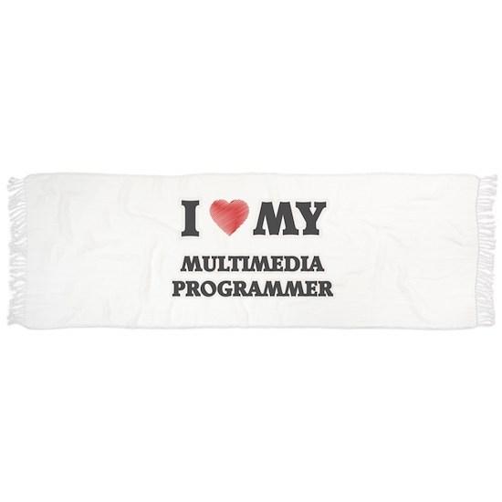 I love my Multimedia Programmer