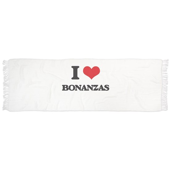 I Love Bonanzas
