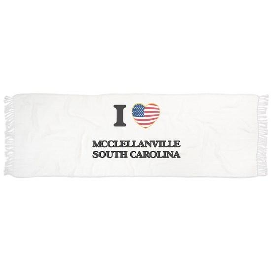 I love Mcclellanville South Carolina