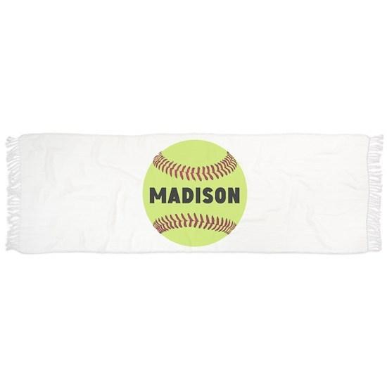 Softball Personalized