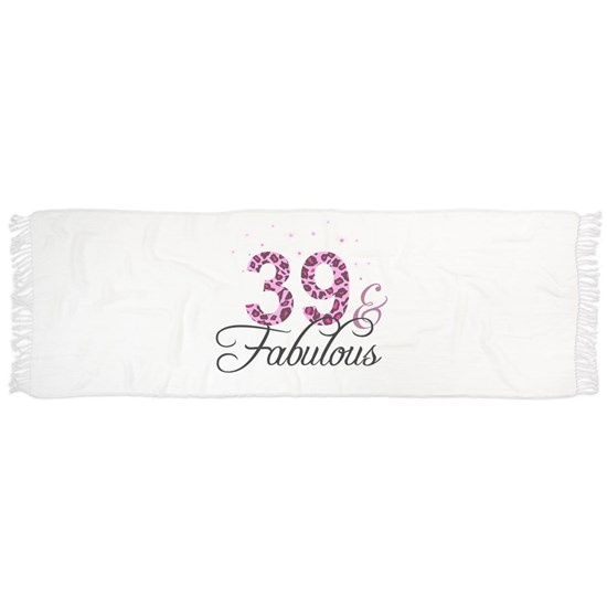 39 and Fabulous
