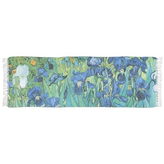 Van Gogh Garden  Irises