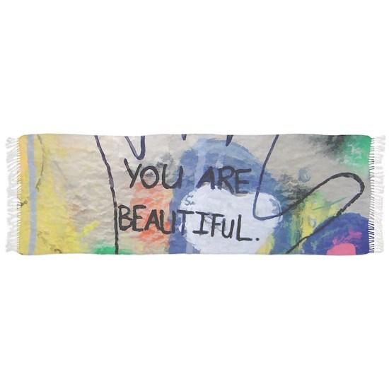 You Are Beautiful Graffiti