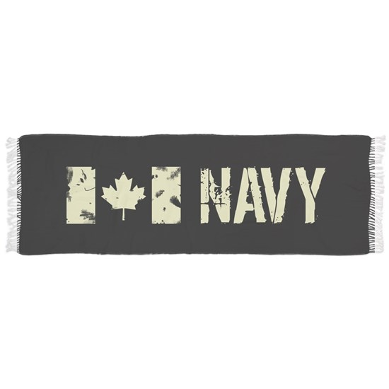 Canadian Flag: Navy