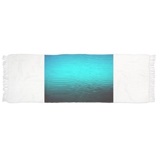 aqua blue water ombre black